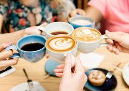 Wednesday Lifelinks coffee morning fundraiser