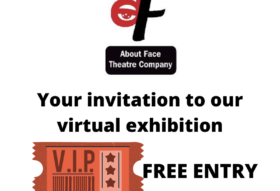 about face theatre company virtual exhibition ticket