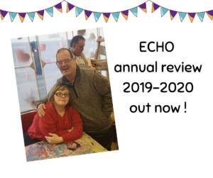 ECHO annual review November 2020