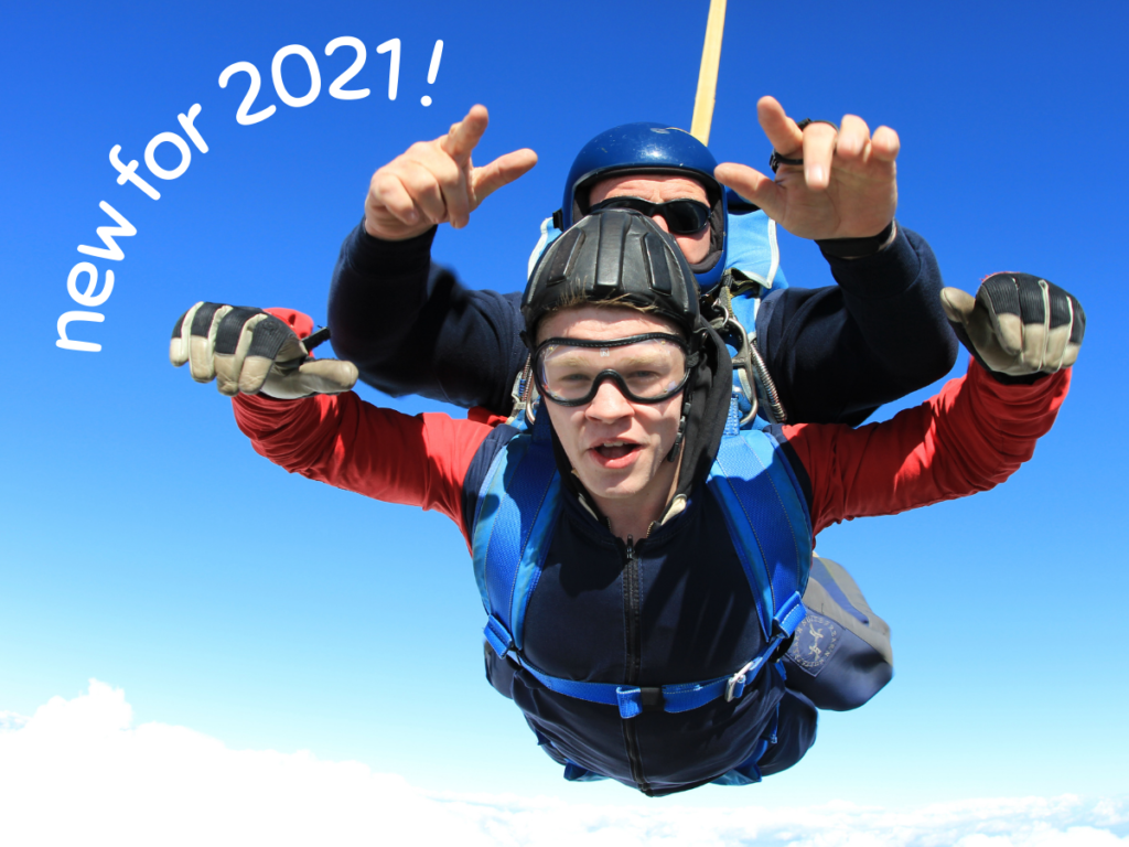 Would you jump out a plane at ten thousand feet